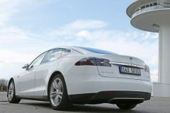 E-Power im Tesla Model S