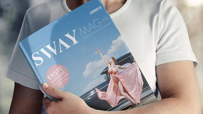 SWAY MAG #01 PRINTAUSGABE