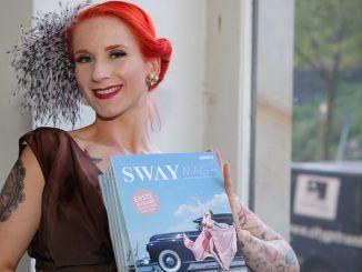 SWAY MAG Releaseparty