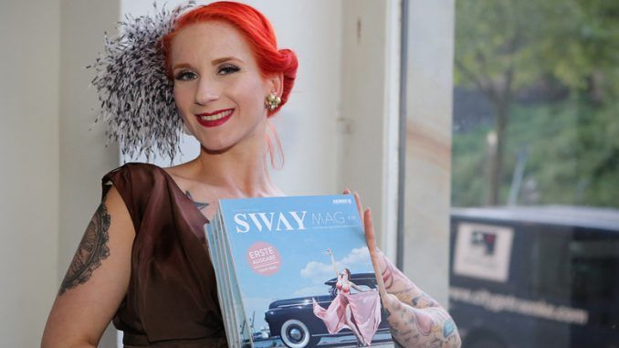 SWAY MAG Releaseparty