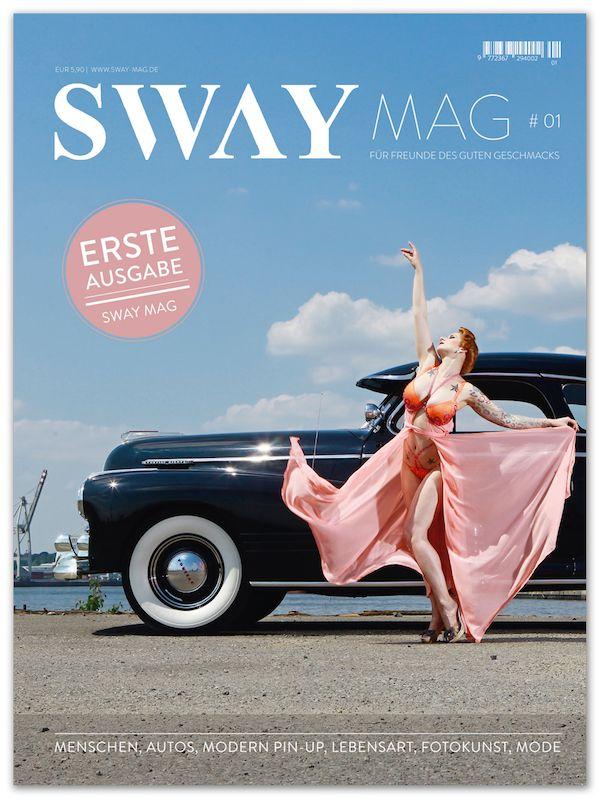 Erstausgabe SWAY MAG