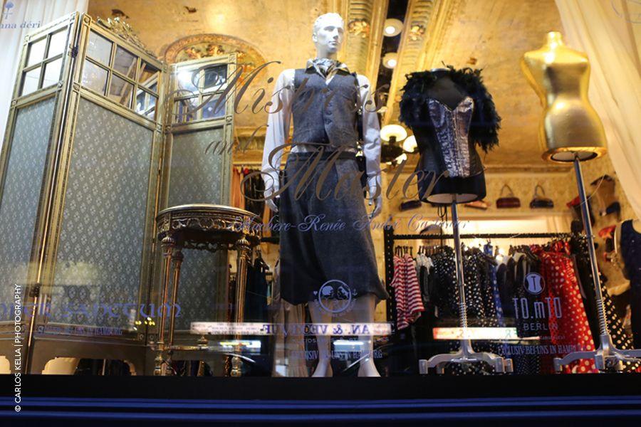 Die Mistress and Master Vintage-Boutique im Herzen von St. Pauli