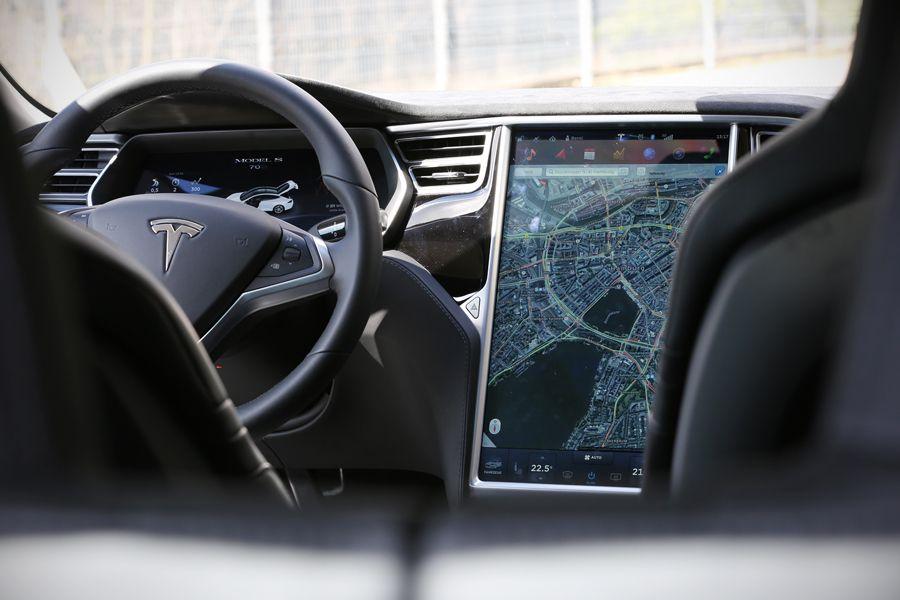 Tesla Model S | Foto: Carlos Kella