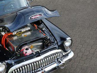 Der erste Buick mit Elektromotor