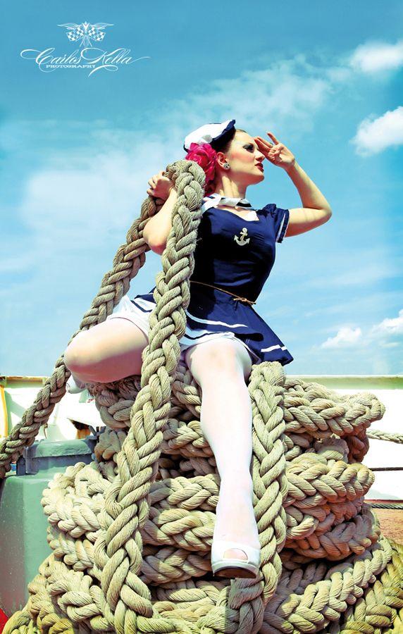 Marlene von Steenvag: Das matrosen-Bild von Carlos Kella