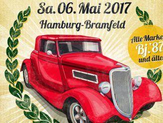 4. Oldtimer und US-Car Treffen in Hamburg-Bramfeld