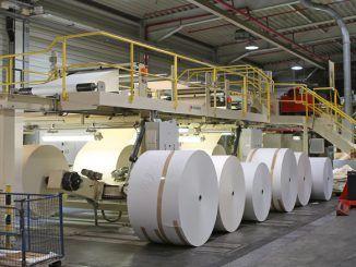Zu gast in der Papierfabrik Schleipen