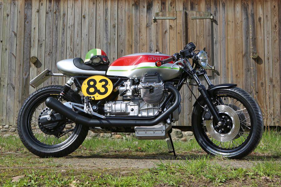 Doc Jensen Moto Guzzi