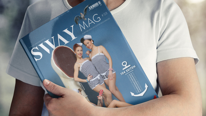 SWAY MAG #03 PRINTAUSGABE