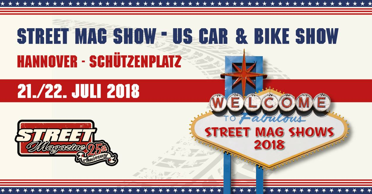 Street Mg Show Hannover 2018
