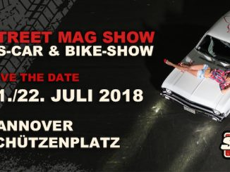 Street Mag Show Hannover 2018