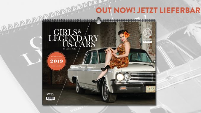 Girls & legendary US-Cars 2019