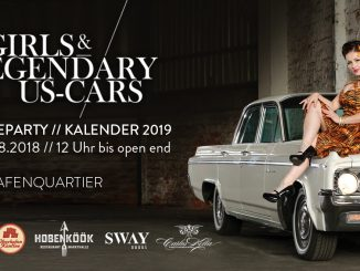 "11 JAHRE ""GIRLS & LEGENDARY US-CARS"