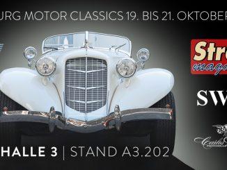 Hambug Motor Classics 2018