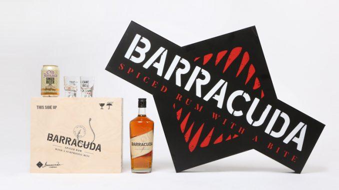 Verlosung: Zwei Barracuda Rum-Pakete mit je einer hochwertigen Barracuda Holz-Geschenk-Box und einem Barracuda Leuchtschild zu gewinnen.