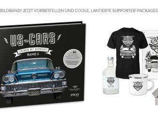 US-CARS – Legenden mit Geschichte Band 2: Supporter-Specials