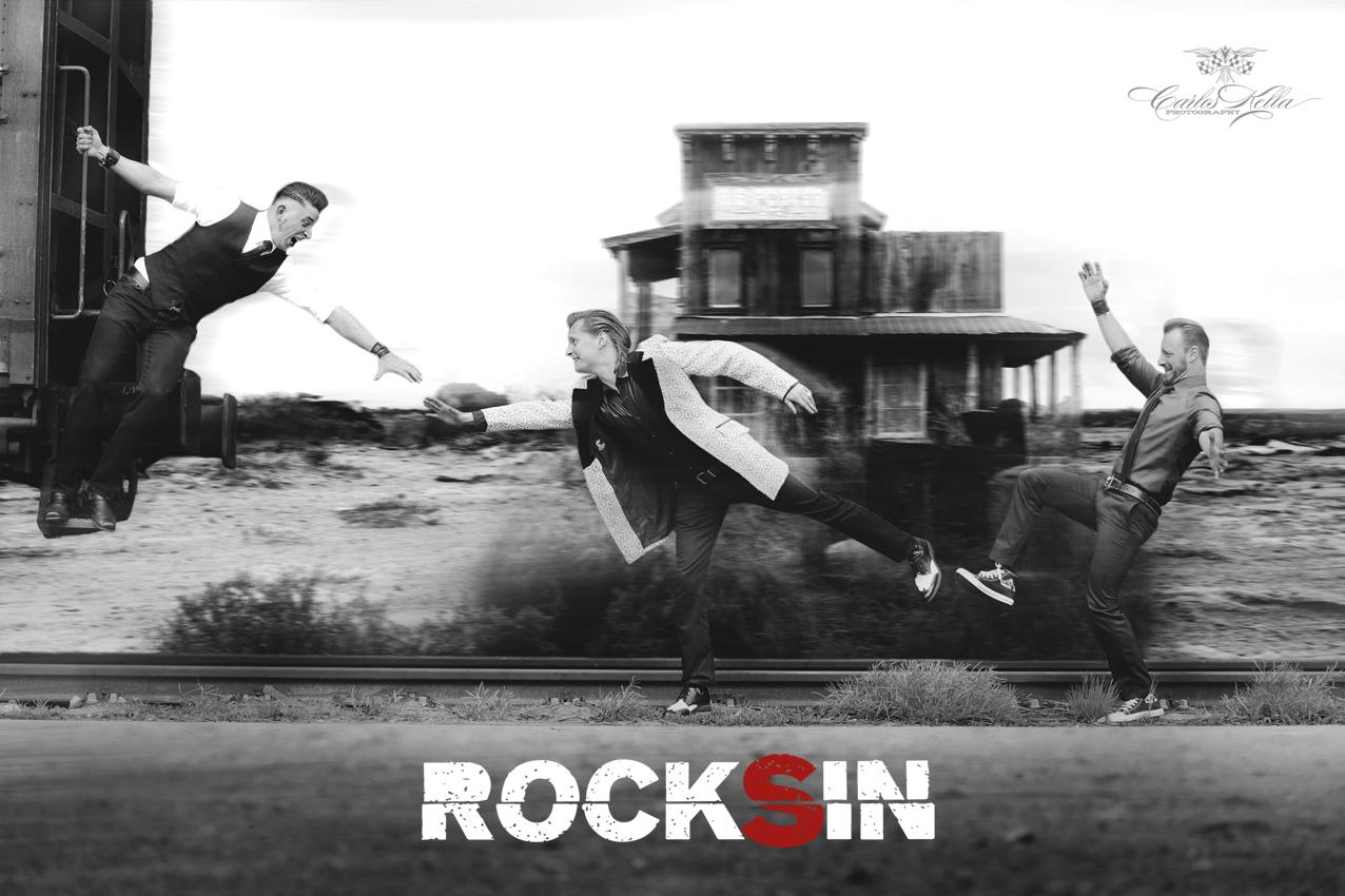 ROCKSIN – Rockabilly mit dem gewissen Etwas. Text: Norman Gosch, reportink.com, Foto: Carlos Kella