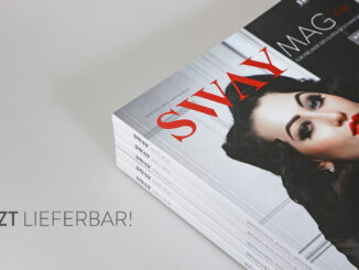 Das SWAY MAG #04 ist jetzt bei SWAY Books lieferbar!
