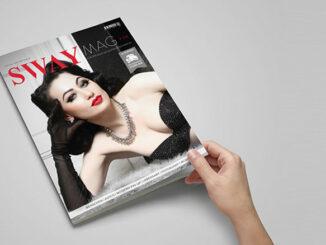 SWAY MAG #04, Das vierte Magazin aus dem SWAY Books Verlag mit Fotos von Carlos Kella.