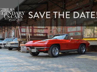 SAVE THE DATE +++ Girls & legendary US-Cars 2022 | Kalender-Release am 21. August 2021.