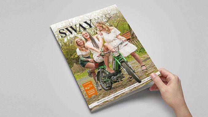 SWAY MAG #05 PRINTAUSGABE